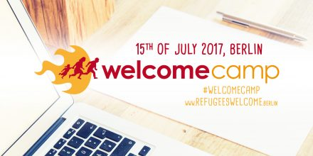 Save the date: WelcomeCamp 2017