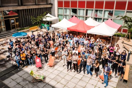 Save the Date: WelcomeCamp 2018 in Berlin